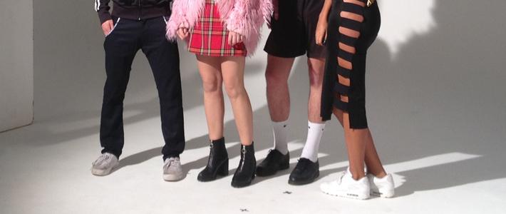 Camilla Arthur's tips for models
