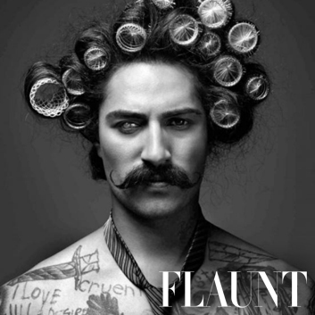 Robert Trachtenburg shoot for Flaunt magazine | Camilla Arthur Casting