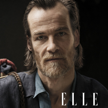 Elle Men China | Camilla Arthur Casting