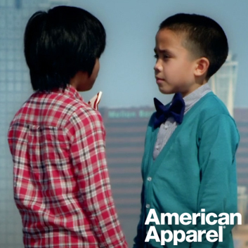 American Apparely commercial | Camilla Arthur Casting