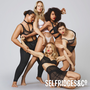 Every Body campaign for Selfridges & Co. - cast by Camilla Arthur