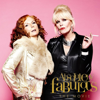 Absolutely Fabulous: The Movie | Casting by Camilla Arthur
